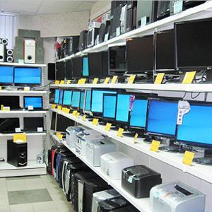 Компьютерные магазины Кожино